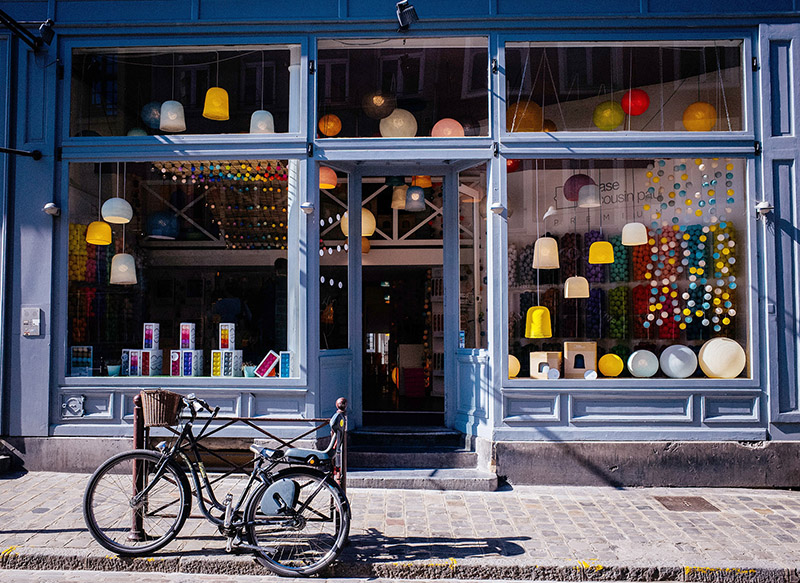 Layne Glass Storefront Glass